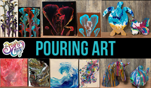 Pouring Art styles