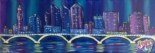 Rich Street Bridge Reflections