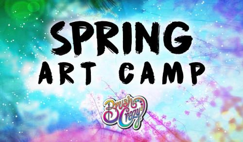 Spring Art Camp Color Splash