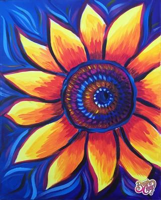 Sunflower Joy