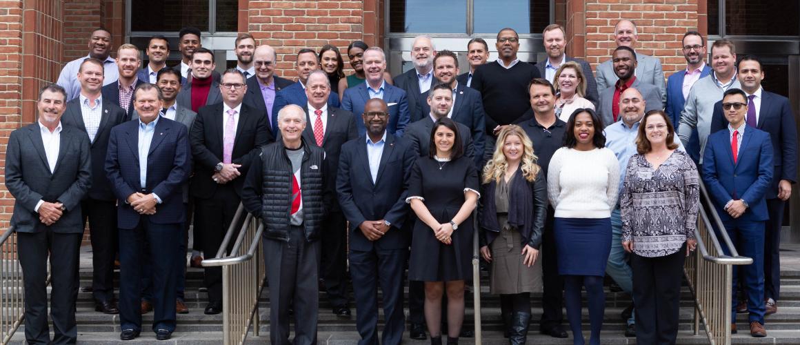 2019 Fisher Alumni Board