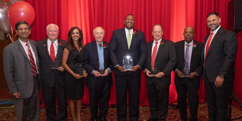 2019 Fisher Alumni Award Recipients