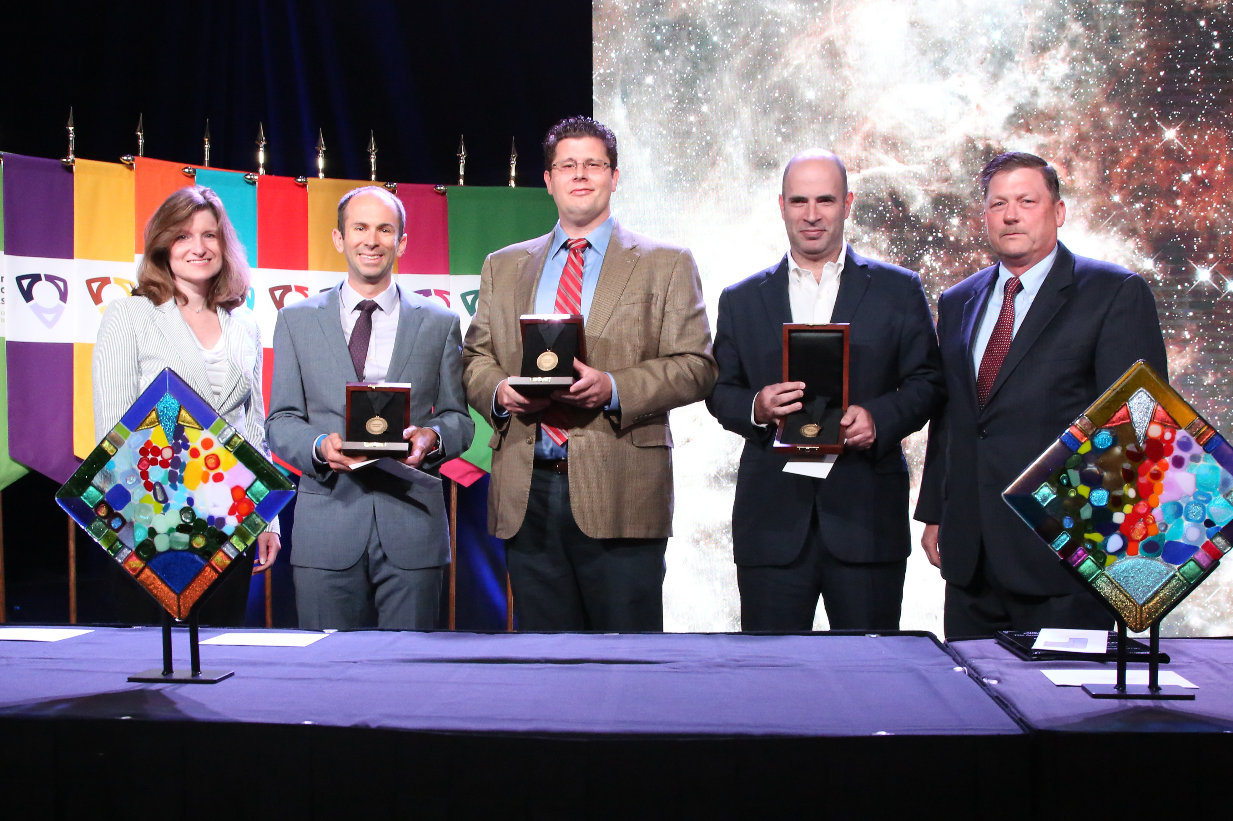 Bozanic award photo