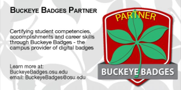 Buckeye Badge Partner Graphic