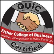 QUIC digital badge