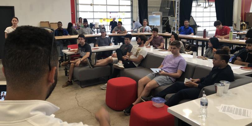 OnRamp Student Innovation Program Fall 2019