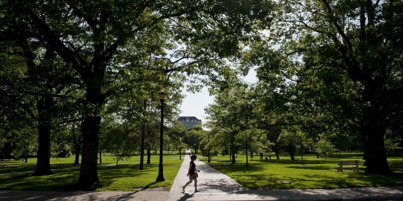 The Ohio State University Oval