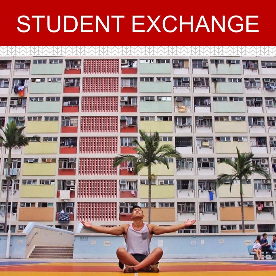 Learn More About Student Exchange