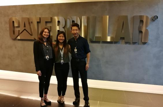 Fisher Global Internships - A Home Away From Home