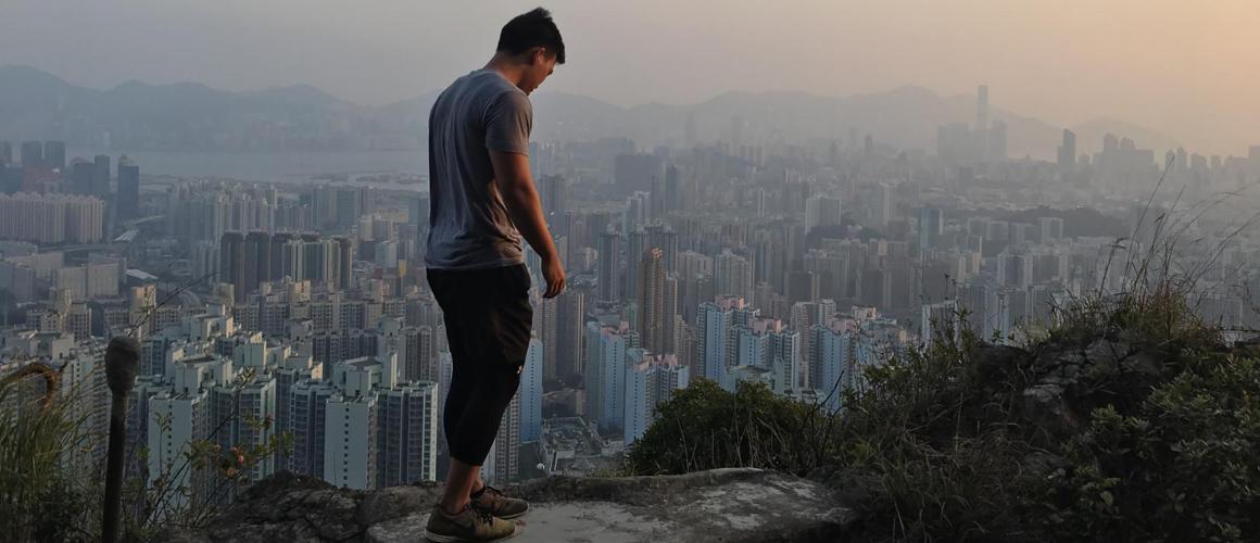Student in Hong Kong