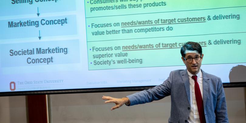 marketing course