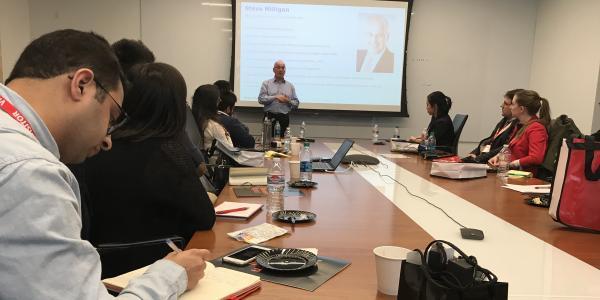 2019 MBA Tech Hop - Milligan