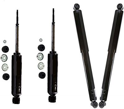 4pc Front and Rear Shock Absorber Kit for 84 - 96 Ford F-150 F-250 F-350 2WD