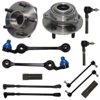 12pc Front Control Arms Kit for Chrysler Dodge