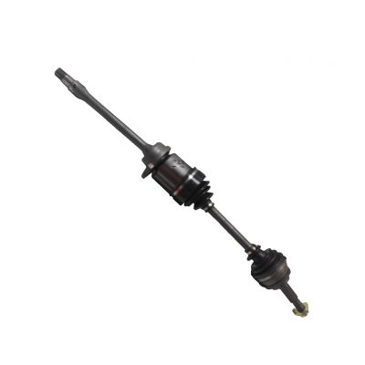 Rear Passenger Side CV Axle Shaft w/ABS - USA Made - Lifetime Warranty