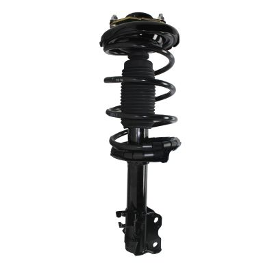 Front Driver Strut and Coil Spring Assembly - 3.5L FWD