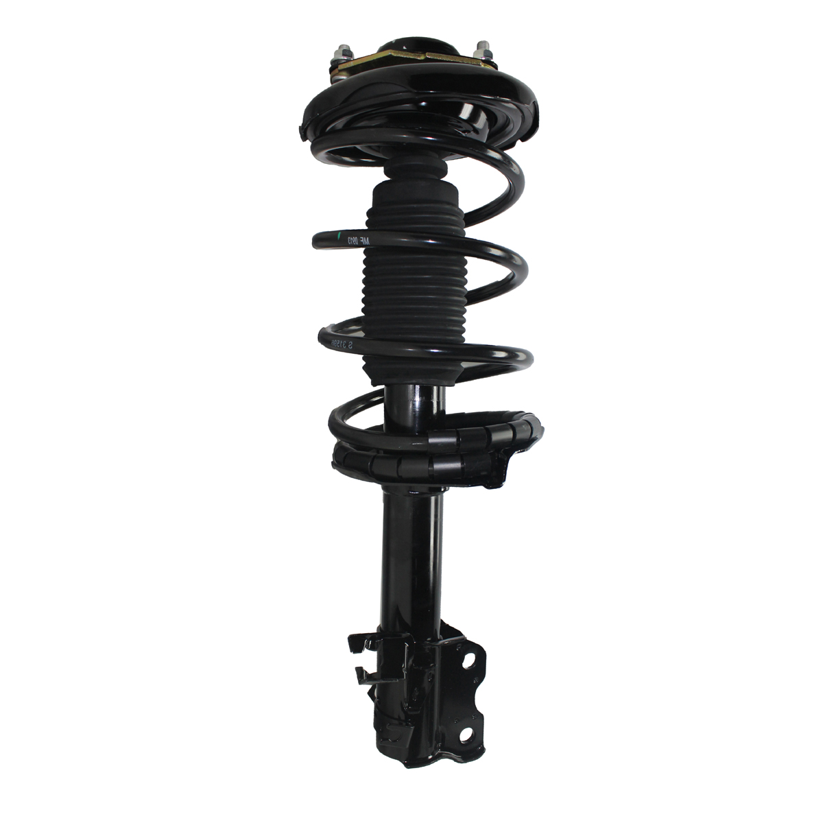 Front Driver Side Complete Strut & Spring Assembly - 2002-2003 Nissan Maxima & Infiniti I35