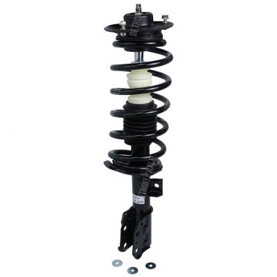 Front Driver Strut and Coil Spring Assembly - Check Fitment