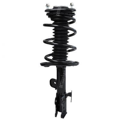 Front Driver Strut and Coil Spring Assembly - 2.4L / 2.5L