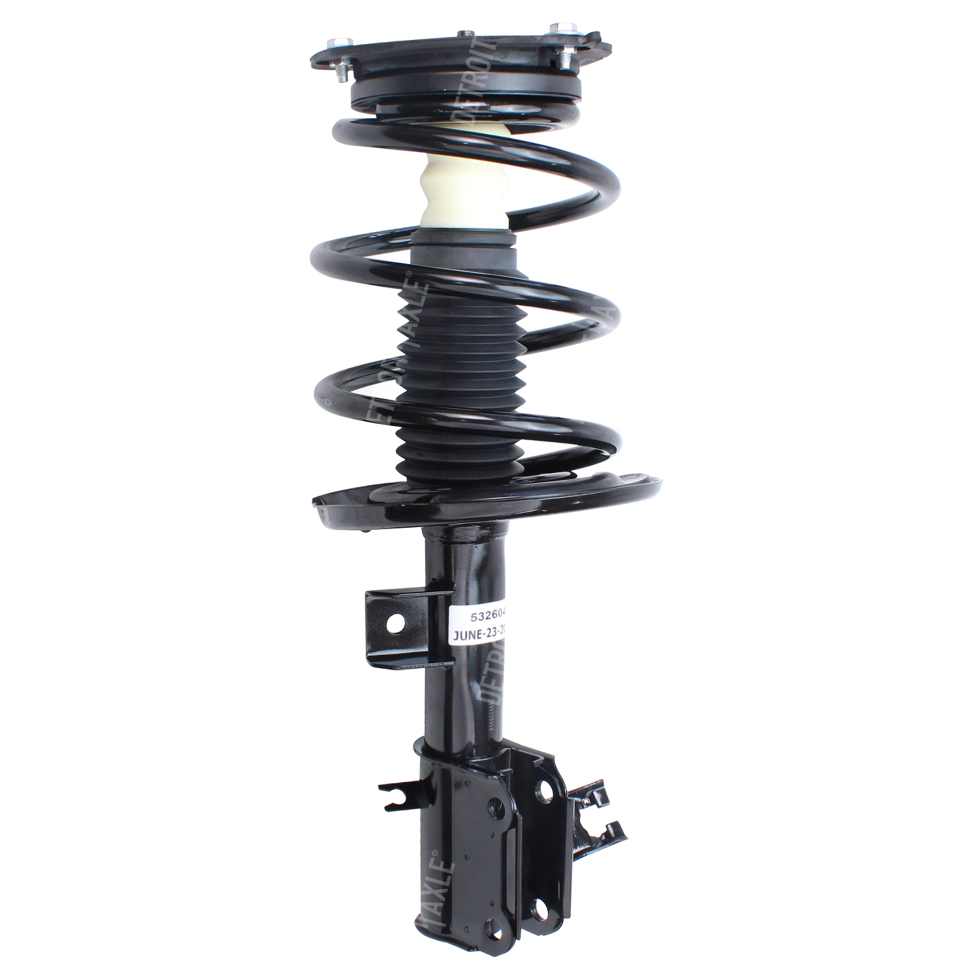 Coil Spring & Ready Strut Assembly Front Driver #172604 - 09-14-Nissan Maxima