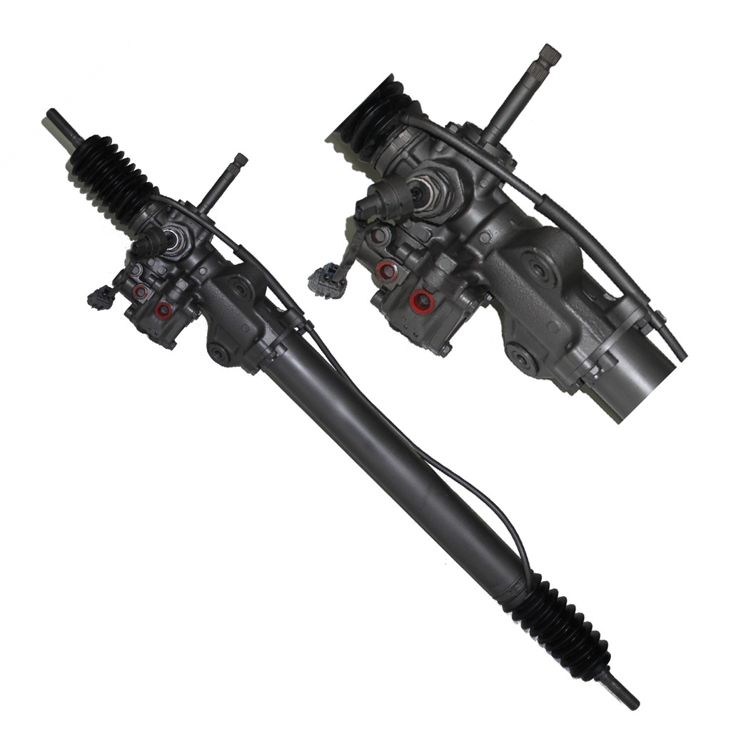 2003-2006 Chevrolet Power Steering Rack Pinion Replacement