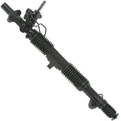 Detroit Axle Complete Power Steering Rack and Pinion Assembly for 2002-2005 Jeep Liberty