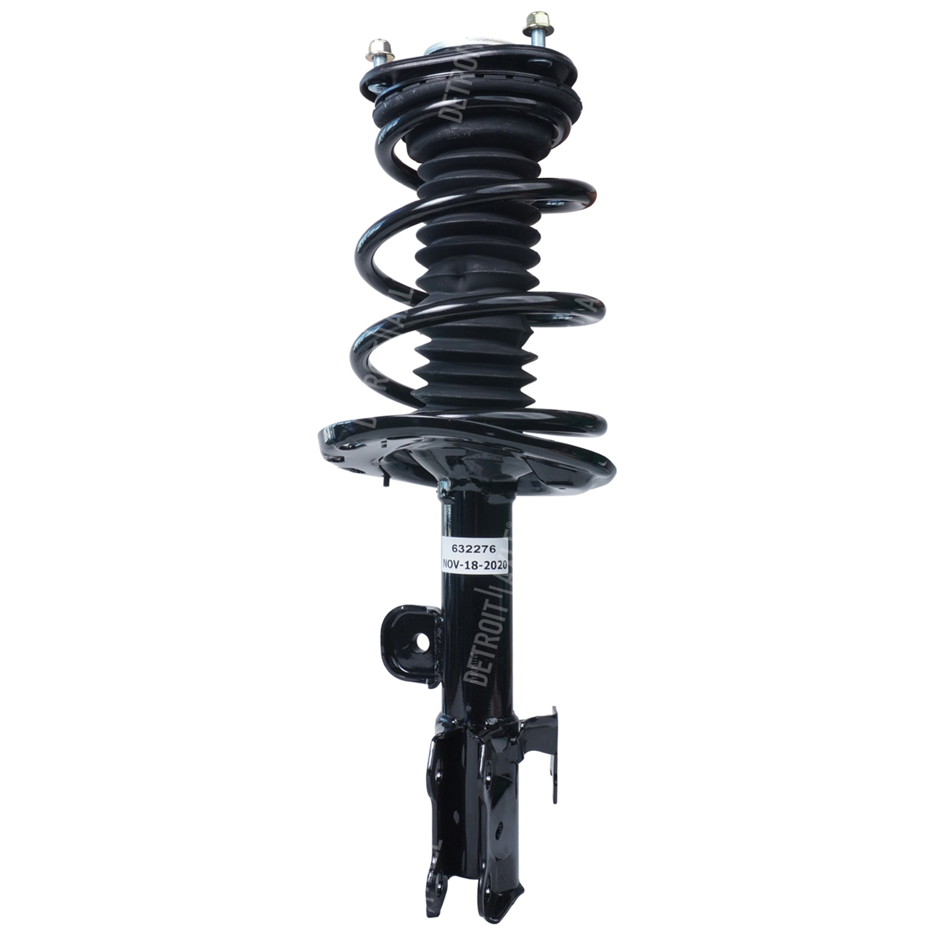 Front Left Side Complete Strut & Spring Assembly - 2006-2012 Toyota Rav4 3.5L