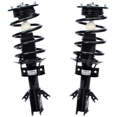 Front Left Right Complete Strut Assembly for 09-14 Nissan Maxima
