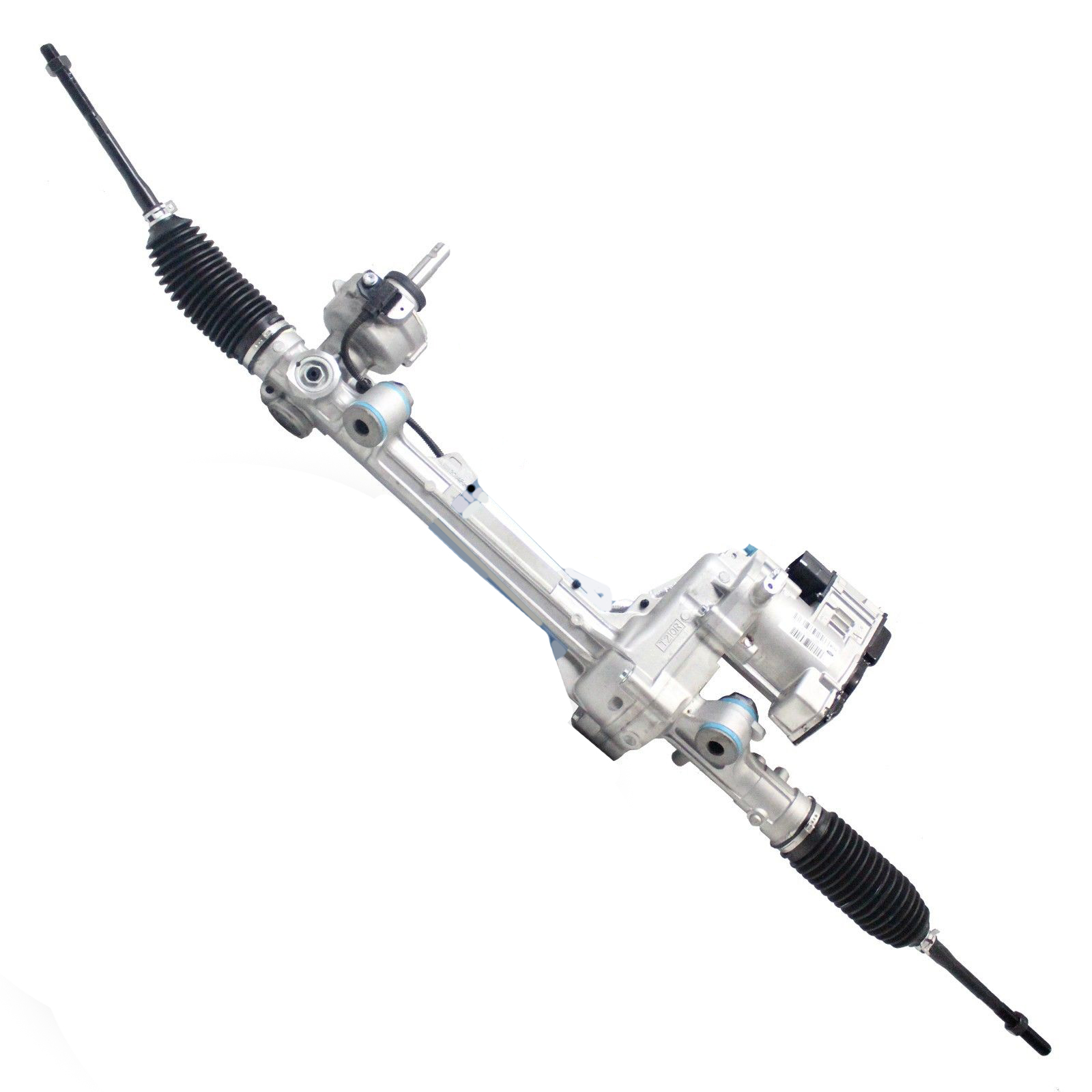 Complete Electronic Steering Rack and Pinion Assembly