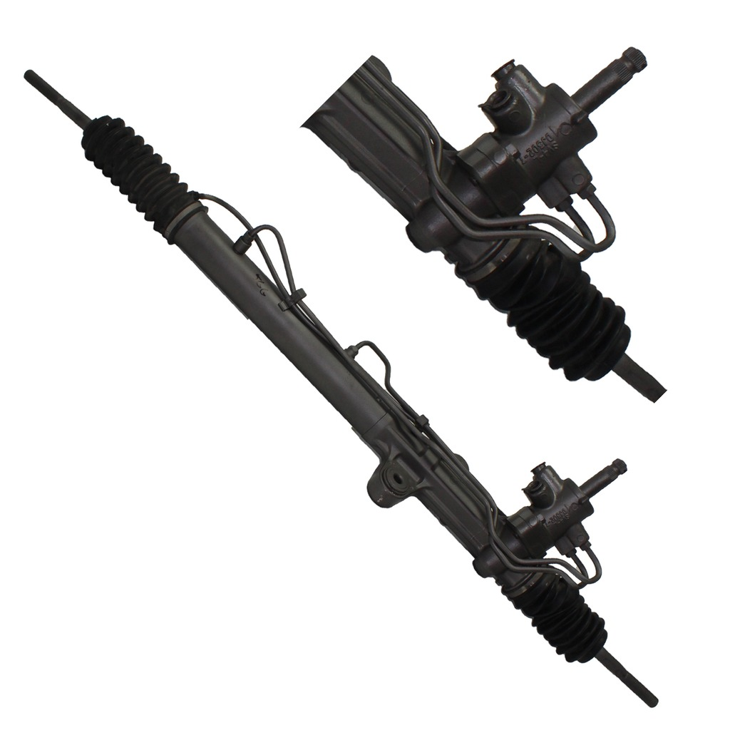 Complete Manual Steering Rack & Pinion Assembly - Detroit Axle