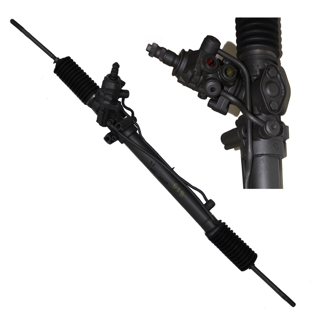 1971-1972 Ford Power Steering Rack Pinion Replacement