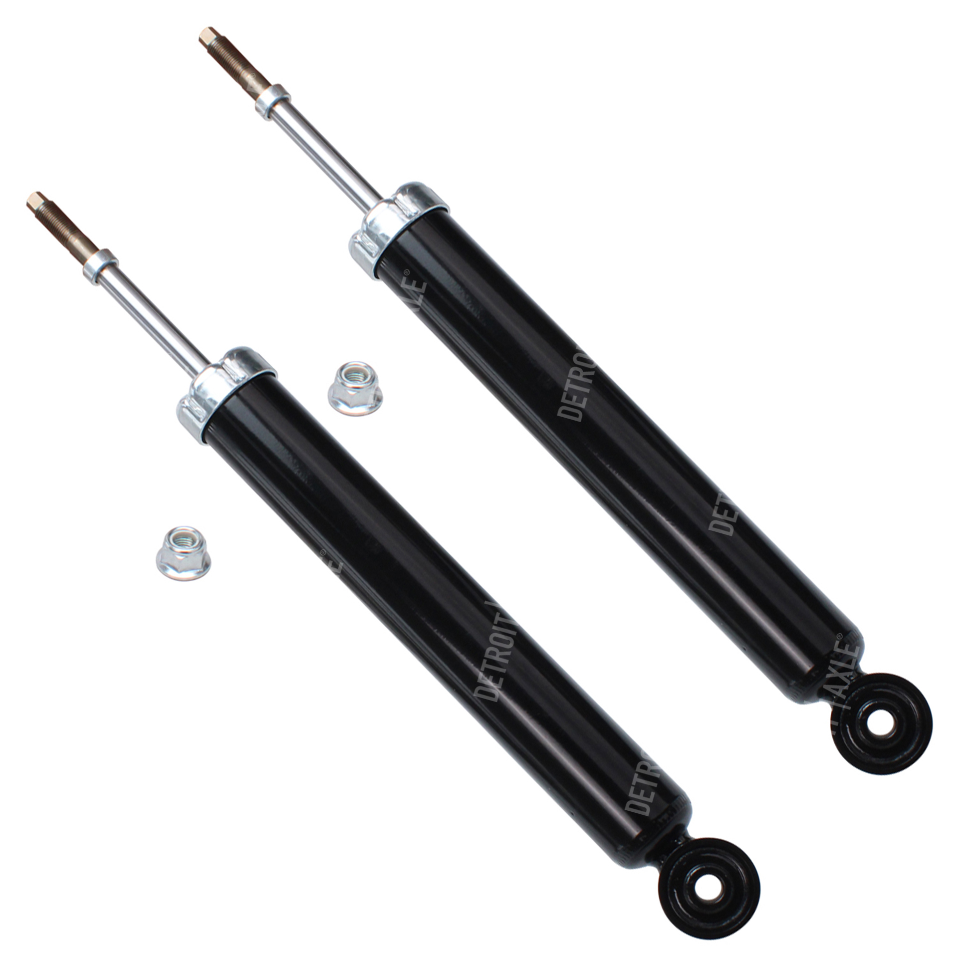 Pair - Rear Shock Absorber Set - Driver & Passenger Side fits - 2009-2014 Nissan Murano
