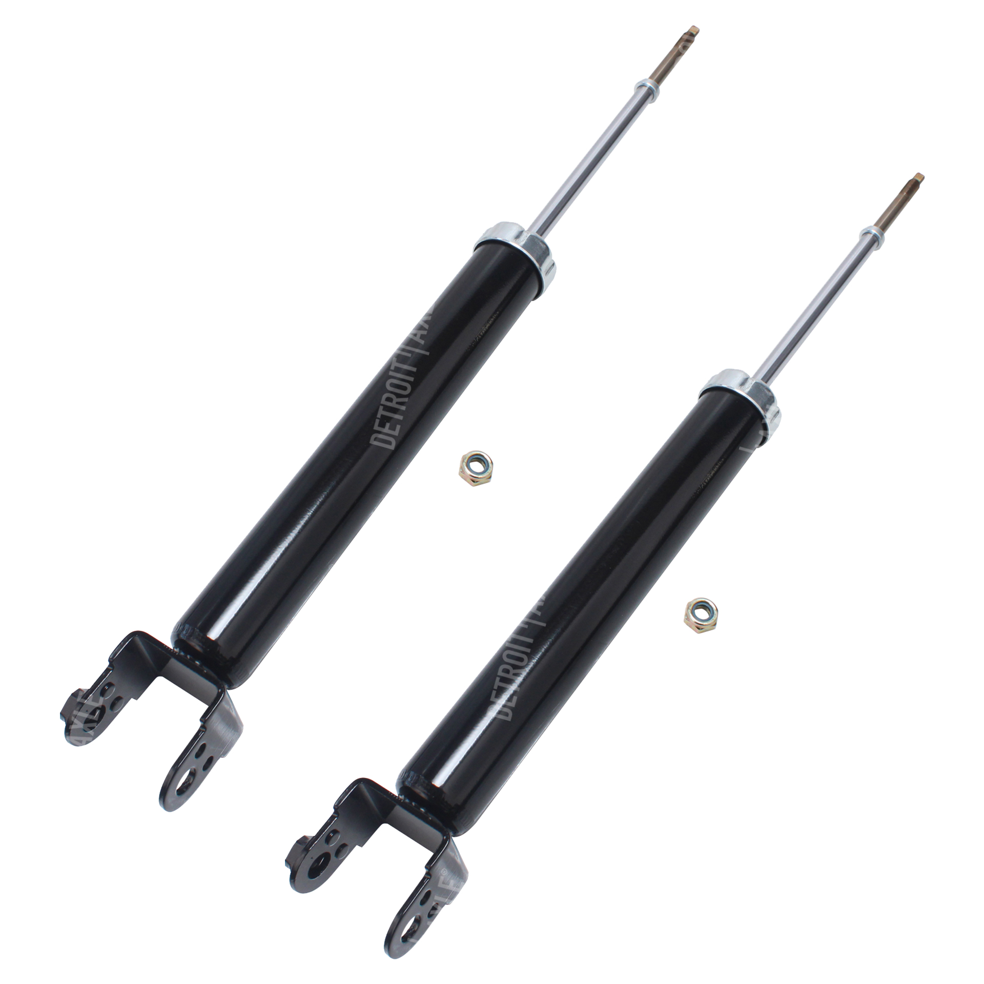 Both (2) Rear Driver & Passenger Side Shock Absorber Set - 2002-2006 Nissan Altima