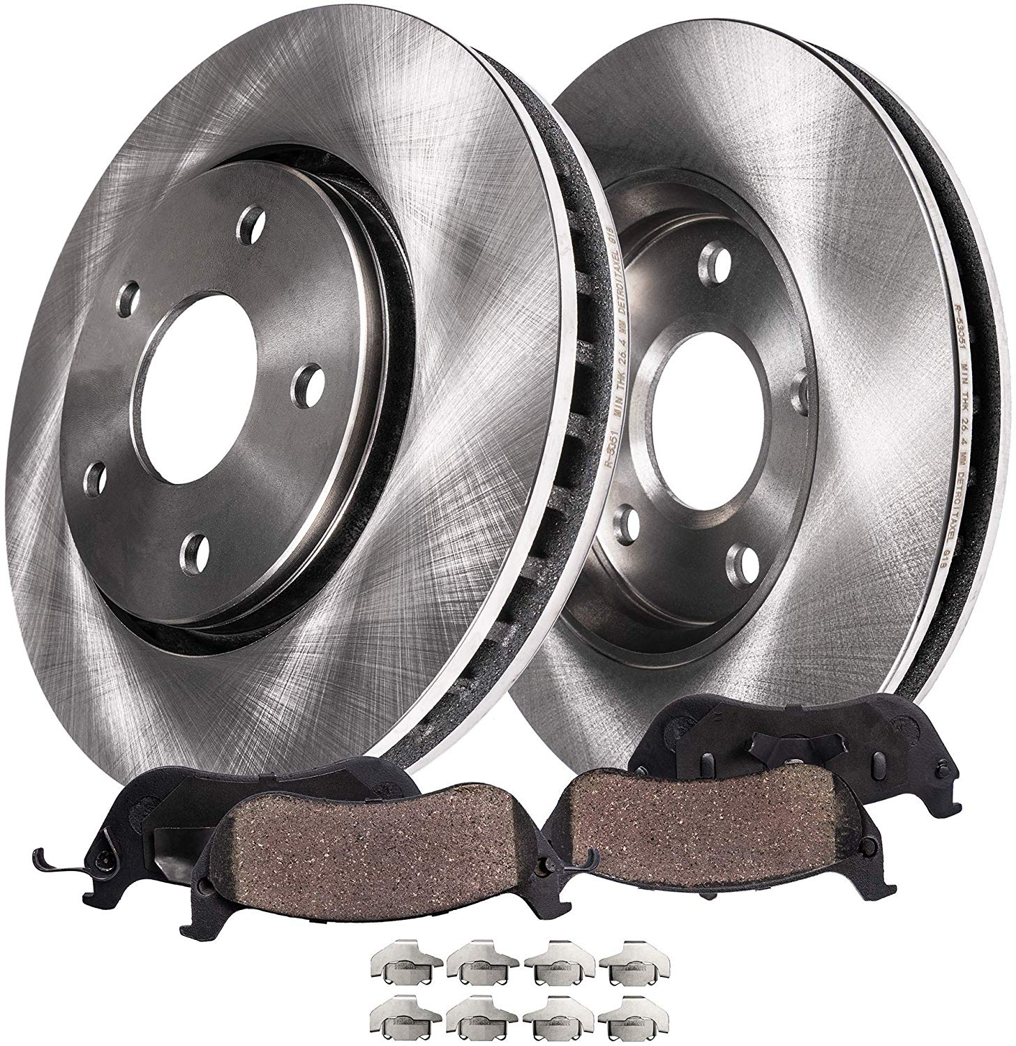 DualBore Sizes 1-3//8 At The Front /& 1 At The Rear Right Top MACs Auto Parts 48-12994 Pickup Truck Front Brake Wheel Cylinder