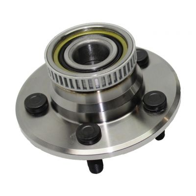 Rear Wheel Hub and Bearing - 5 Stud, FWD - Driver or Passenger Side