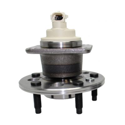 Rear Wheel Hub and Bearing Assembly #512078, FWD, 4-Wheel ABS