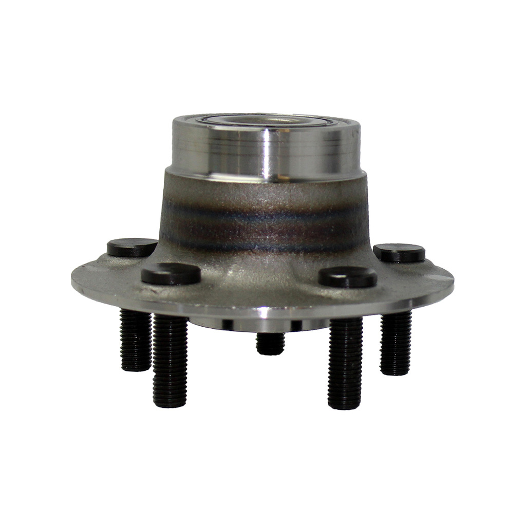 Rear Wheel Hub and Bearing Assembly - Driver or Passenger Side-SEDAN & CONVERTIBLE MODELS ONLY W/O ABS
