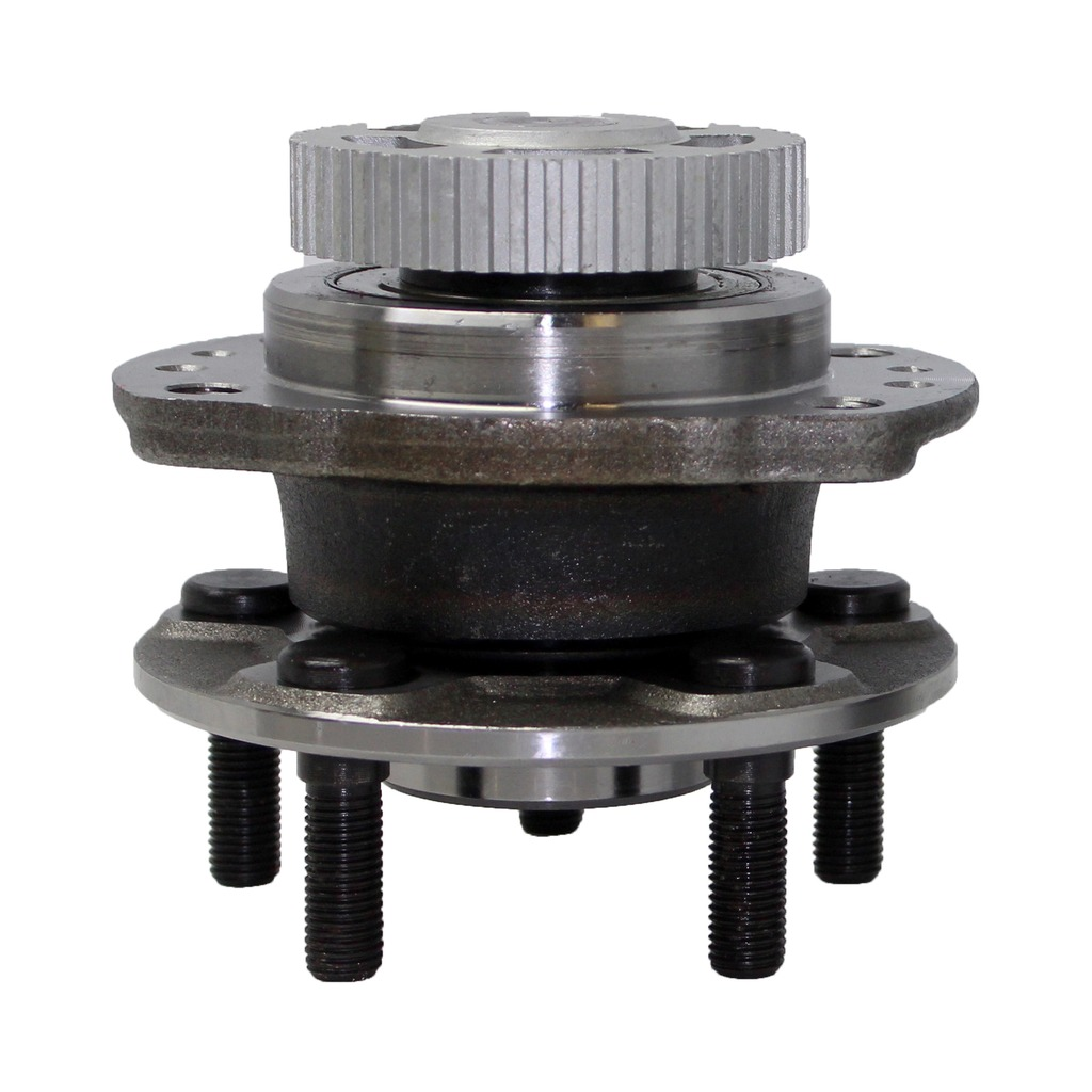 Rear Wheel Hub and Bearing Assembly - Driver or Passenger Side fits 14