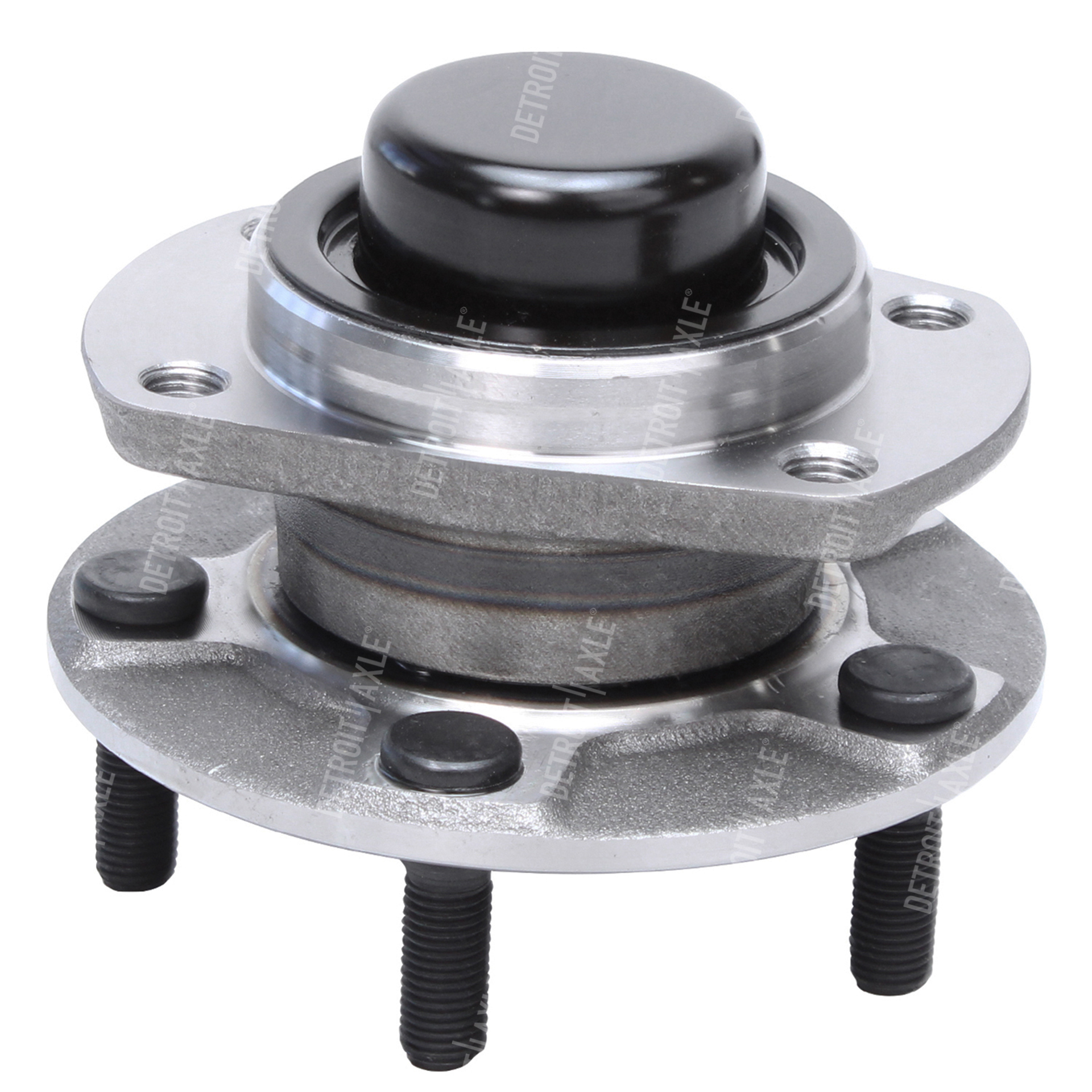 Rear Wheel Hub and Bearing Assembly - Driver or Passenger Side fits FWD Only NO ABS