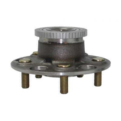 Rear Wheel Hub and Bearing Assembly V6 Models 5 lug w/ 4-wheel ABS