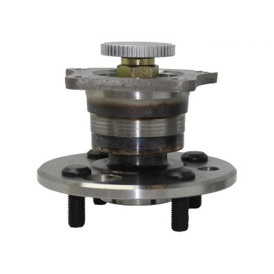 Rear Wheel Hub and Bearing - 4-Wheel ABS, FWD - Driver or Passenger Side