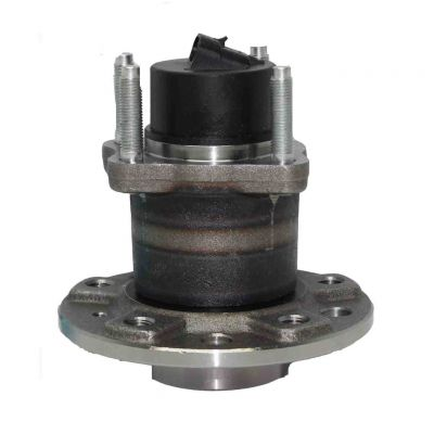 Rear Wheel Bearing and Hub - 4-Wheel ABS, FWD - Driver or Passenger Side