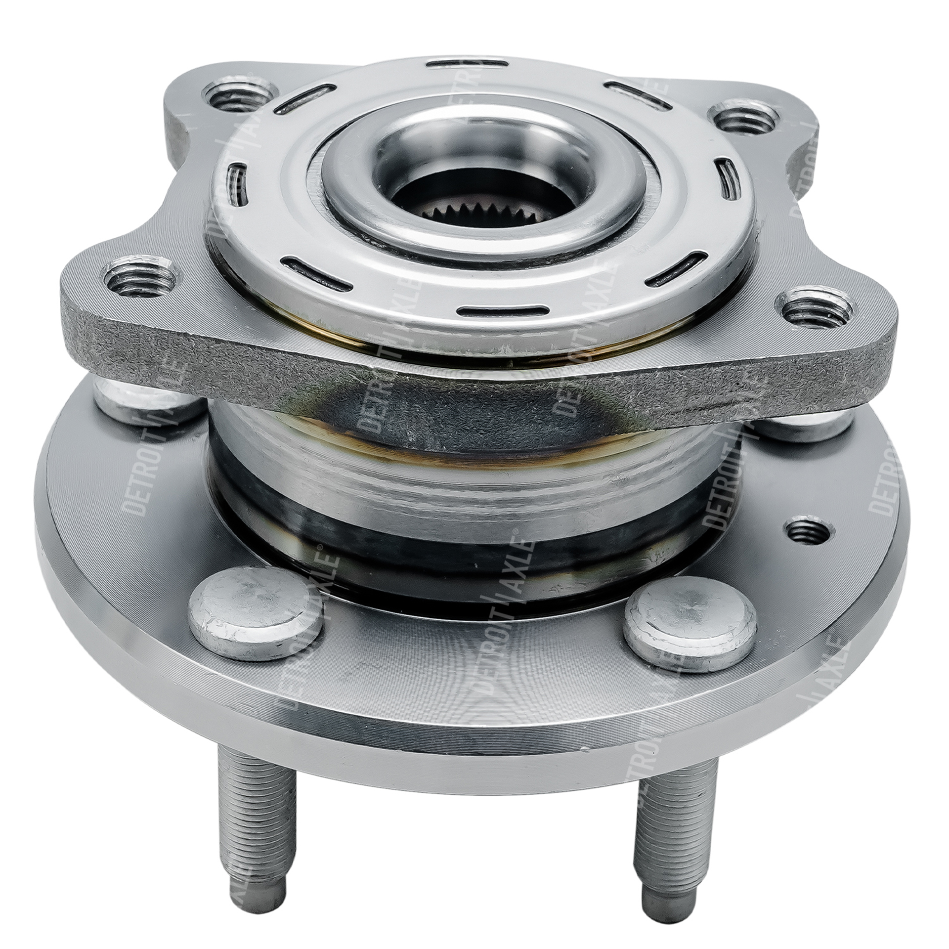 Rear Wheel Hub and Bearing Assembly - Driver or Passenger Side Fits AWD Only