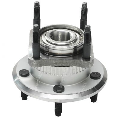 Rear Wheel Bearing and Hub - Sport Utility, 4-Wheel ABS - Driver or Passenger Side