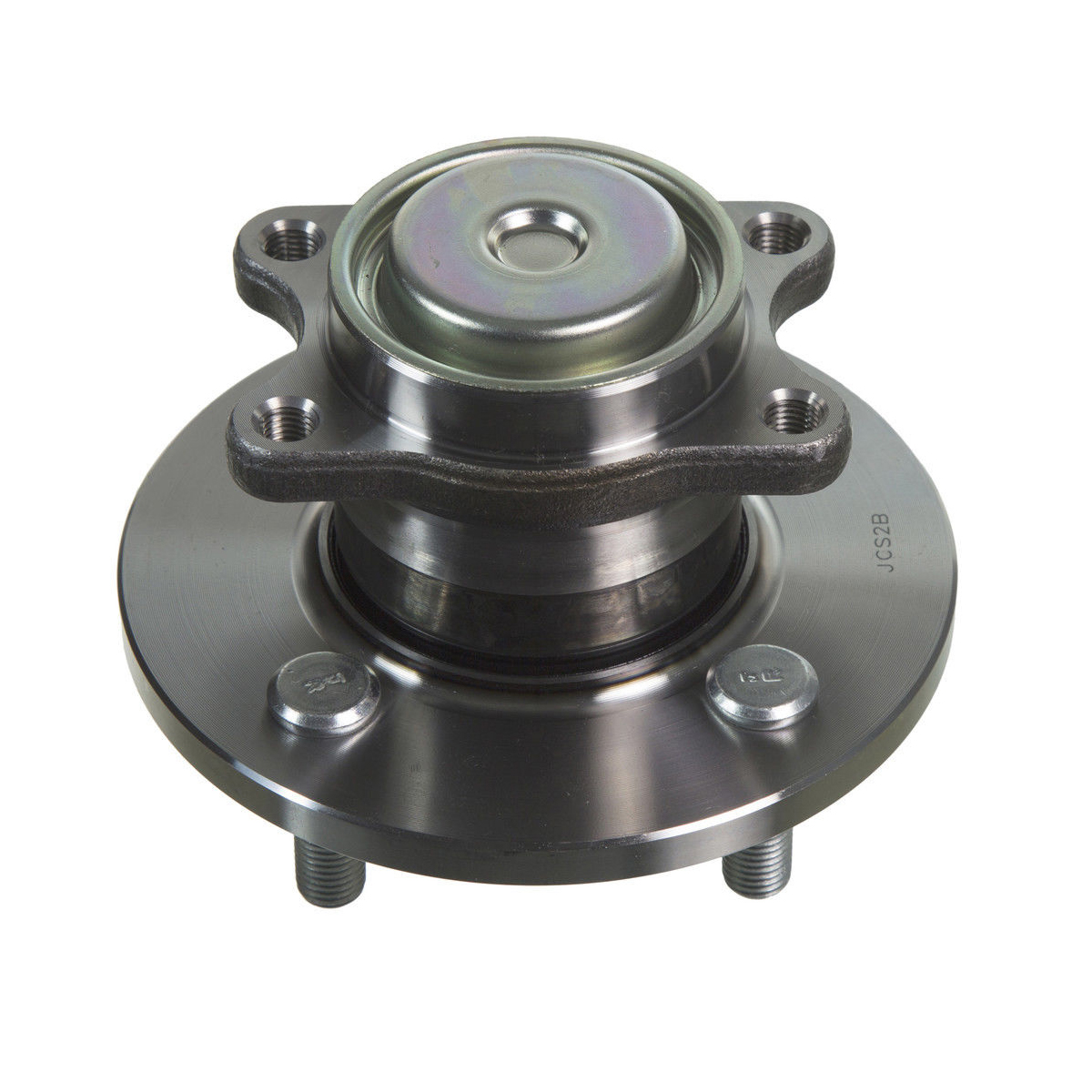 Rear Wheel Hub and Bearing Assembly - Driver or Passenger Side fits Non-ABS
