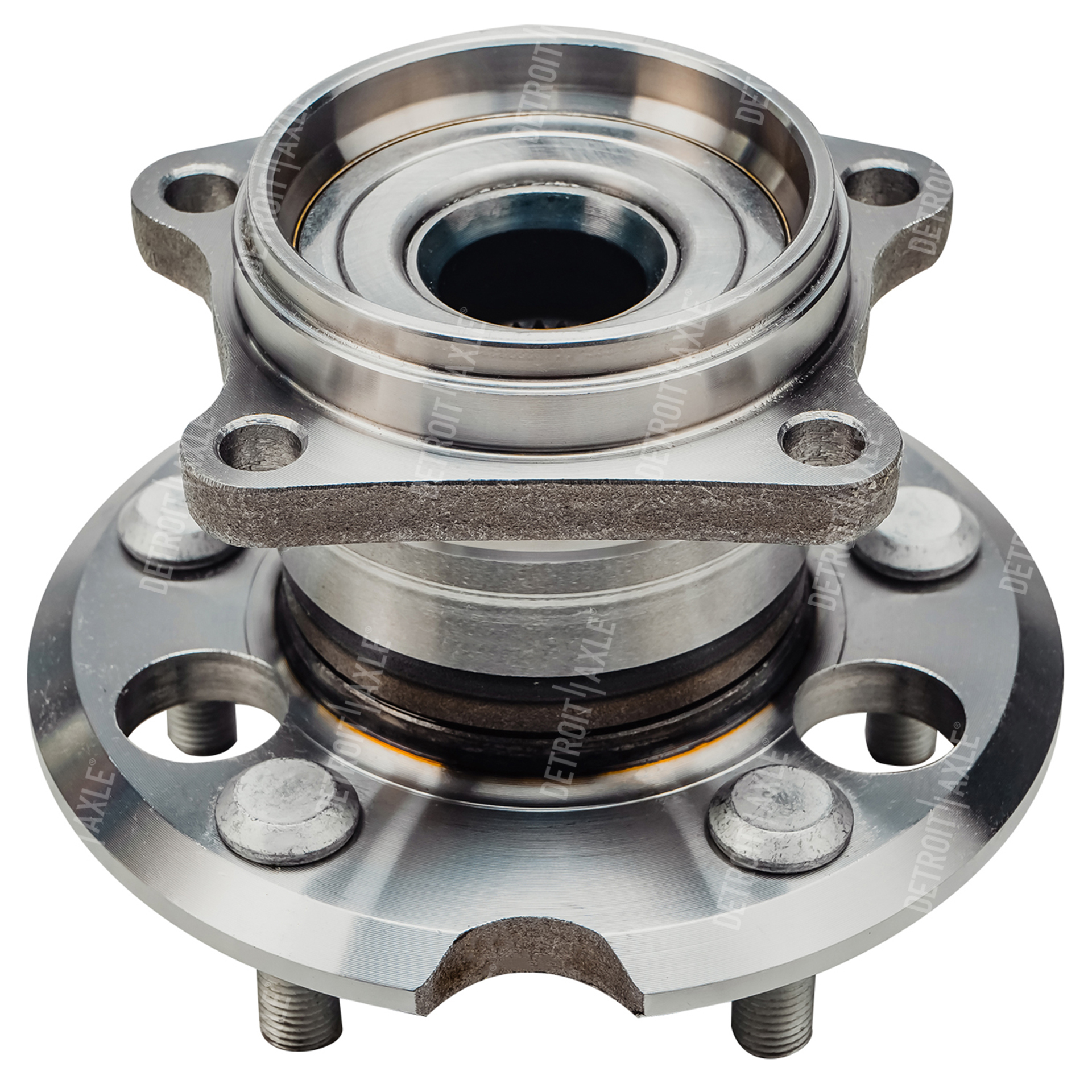 Rear Wheel Hub and Bearing Assembly Left or Right Side Fits - AWD 2001-2005 Toyota RAV4 Only