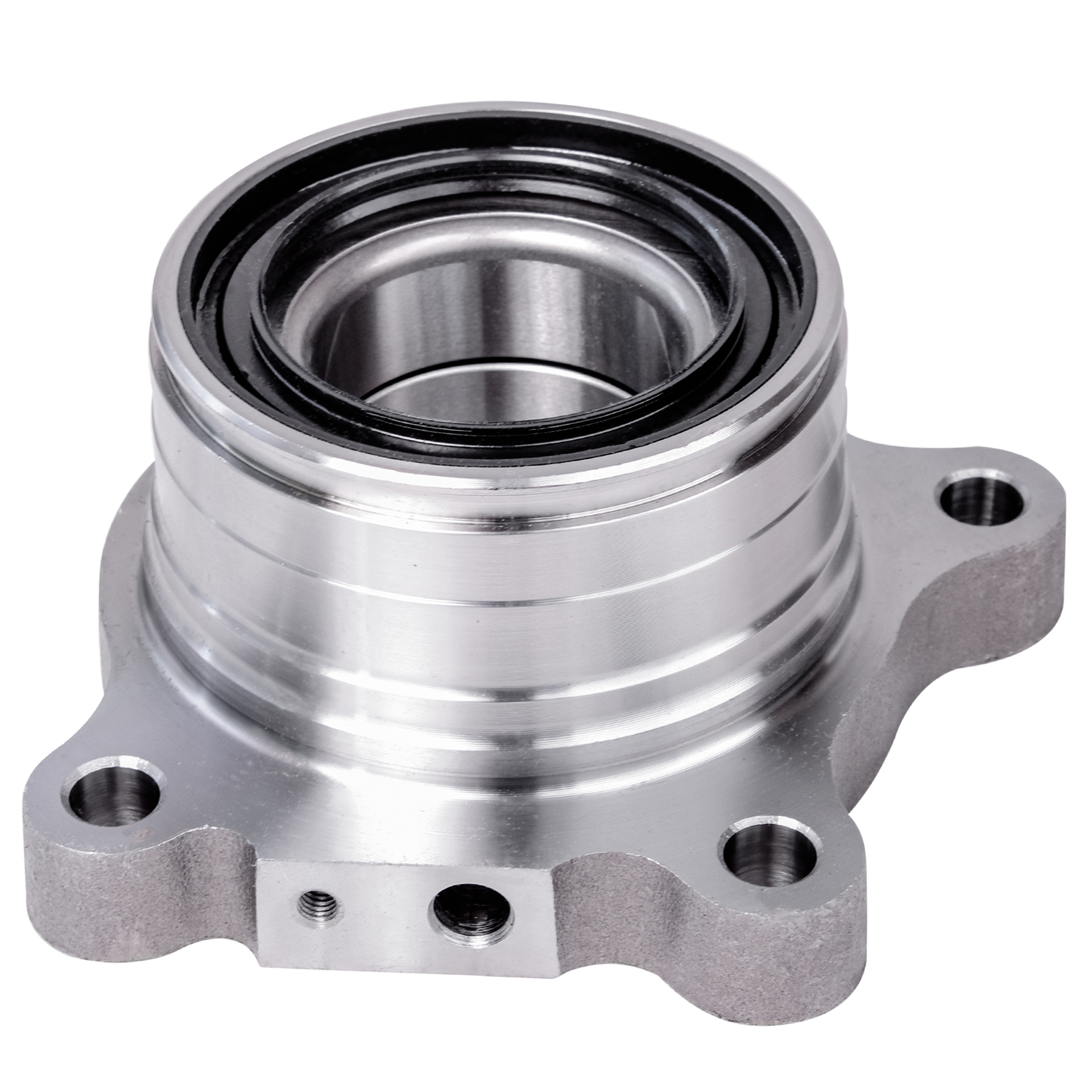 Rear Wheel Hub and Bearing Assembly - Passenger Side