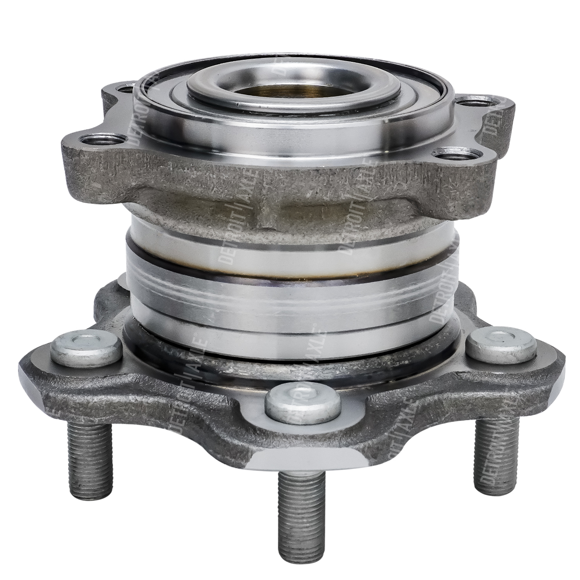 Rear Wheel Hub and Bearing Assembly Left or Right Side