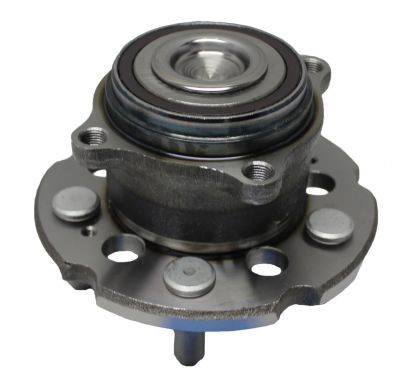 Rear Wheel Bearing and Hub - Sport Utility, 4-Wheel ABS, FWD - Driver or Passenger Side