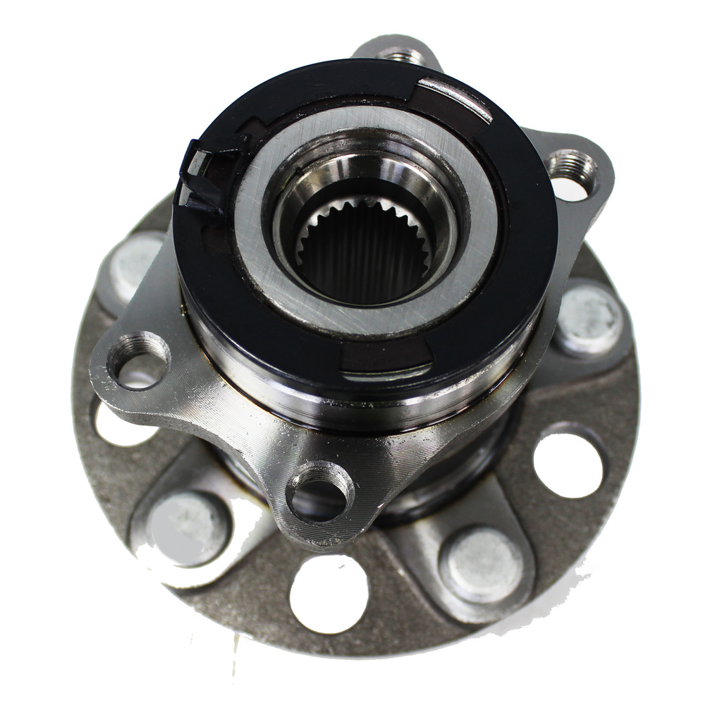 Rear Wheel Hub and Bearing Assembly - Driver Side fits AWD Only